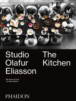 Studio Ólafur Elíasson - The Kitchen, Ólafur Eliasson