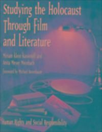 a research about the holocaust through films and literature If you're writing a research paper on the holocaust,  examining books and movies that explored the holocaust leadership during the holocaust from 1933 through 1939 what were the first concentration camps like why were they later expanded.