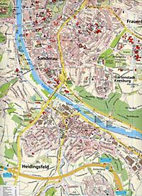 Stürtz Stadtplan Würzburg - Produktdetailbild 2