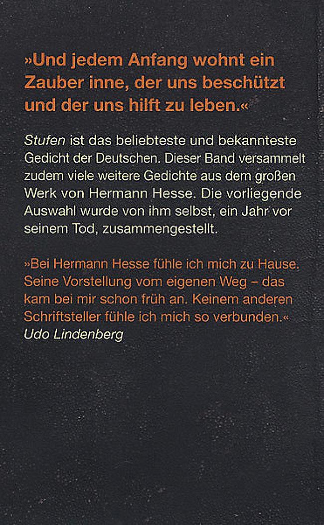 Hermann Hesse Weihnachten.Stufen Buch Von Hermann Hesse Jetzt Bei Weltbild At Bestellen