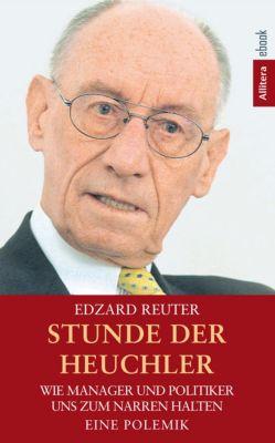Stunde der Heuchler, Edzard Reuter