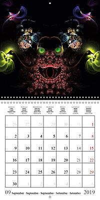 Stunning creepy-crawlies (Wall Calendar 2019 300 × 300 mm Square) - Produktdetailbild 9