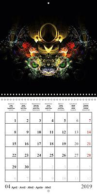 Stunning creepy-crawlies (Wall Calendar 2019 300 × 300 mm Square) - Produktdetailbild 4