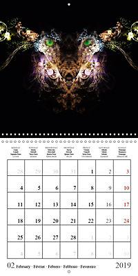 Stunning creepy-crawlies (Wall Calendar 2019 300 × 300 mm Square) - Produktdetailbild 2