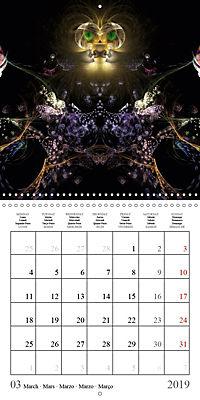 Stunning creepy-crawlies (Wall Calendar 2019 300 × 300 mm Square) - Produktdetailbild 3