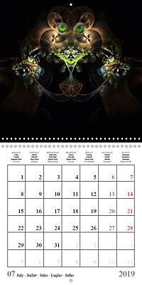 Stunning creepy-crawlies (Wall Calendar 2019 300 × 300 mm Square) - Produktdetailbild 7
