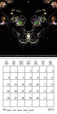 Stunning creepy-crawlies (Wall Calendar 2019 300 × 300 mm Square) - Produktdetailbild 8