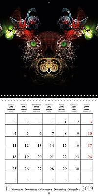 Stunning creepy-crawlies (Wall Calendar 2019 300 × 300 mm Square) - Produktdetailbild 11