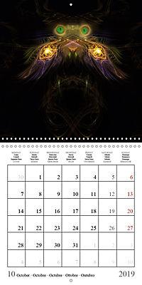 Stunning creepy-crawlies (Wall Calendar 2019 300 × 300 mm Square) - Produktdetailbild 10