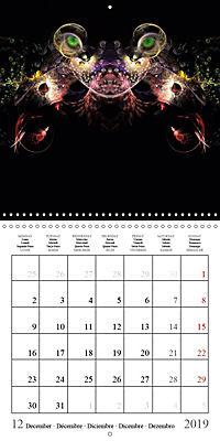 Stunning creepy-crawlies (Wall Calendar 2019 300 × 300 mm Square) - Produktdetailbild 12
