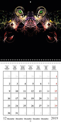 Stunning creepy-crawlies (Wall Calendar 2019 300 × 300 mm Square) - Produktdetailbild 12
