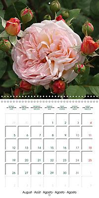 Stunning Flower Portraits (Wall Calendar 2019 300 × 300 mm Square) - Produktdetailbild 8