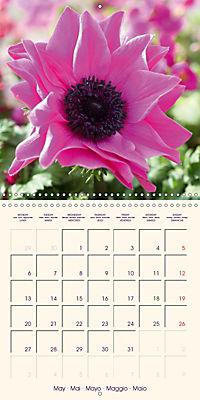 Stunning Spring Flowers (Wall Calendar 2019 300 × 300 mm Square) - Produktdetailbild 5