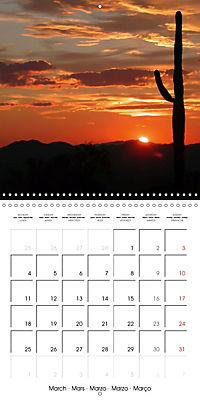 Stunning Sunsets (Wall Calendar 2019 300 × 300 mm Square) - Produktdetailbild 3