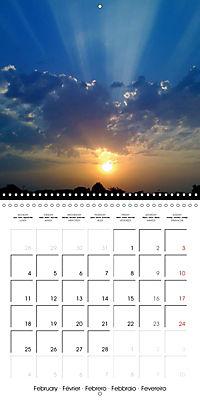 Stunning Sunsets (Wall Calendar 2019 300 × 300 mm Square) - Produktdetailbild 2