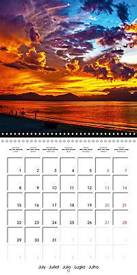Stunning Sunsets (Wall Calendar 2019 300 × 300 mm Square) - Produktdetailbild 7