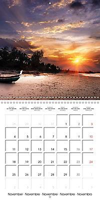 Stunning Sunsets (Wall Calendar 2019 300 × 300 mm Square) - Produktdetailbild 11