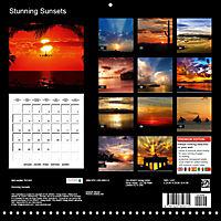 Stunning Sunsets (Wall Calendar 2019 300 × 300 mm Square) - Produktdetailbild 13