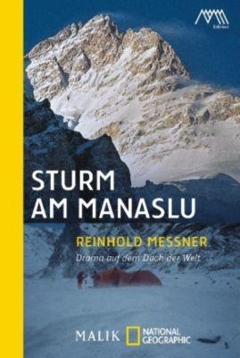 Sturm am Manaslu, Reinhold Messner