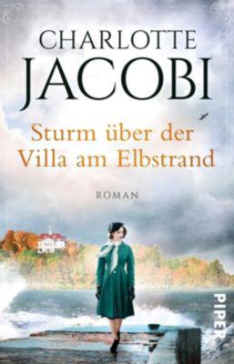Sturm über der Villa am Elbstrand - Charlotte Jacobi pdf epub