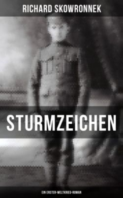 Sturmzeichen (Ein Erster-Weltkrieg-Roman), Richard Skowronnek