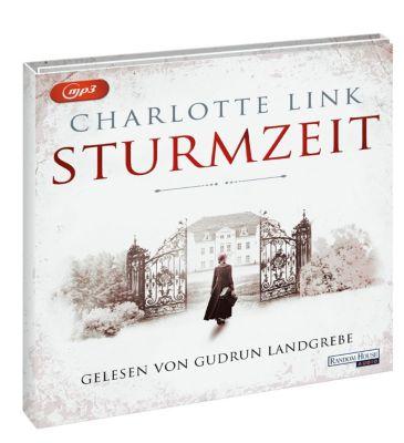 Sturmzeit, 1 MP3-CD, Charlotte Link