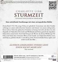 Sturmzeit, 1 MP3-CD - Produktdetailbild 1