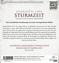 Sturmzeit, 1 MP3-CD - Produktdetailbild 1