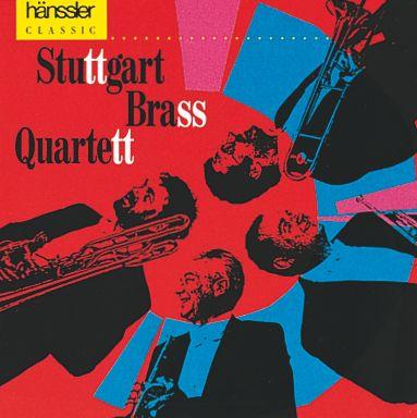Stuttgart Brass Quartett, Mars, Pössl, Hutter, Eckert