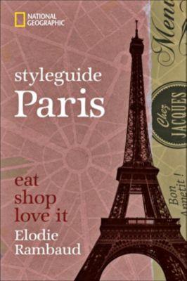 styleguide Paris - Élodie Rambaud |