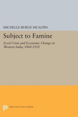 Subject to Famine, Michelle Burge McAlpin