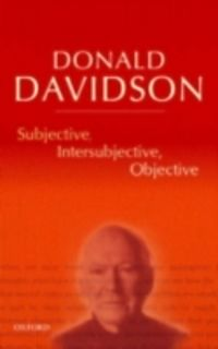 Davidson donald essay inquiry interpretation into philosophical truth