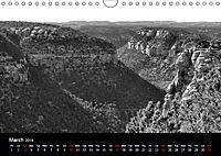 Sublime Colorado In Shades of Grey (Wall Calendar 2019 DIN A4 Landscape) - Produktdetailbild 3