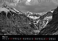 Sublime Colorado In Shades of Grey (Wall Calendar 2019 DIN A4 Landscape) - Produktdetailbild 5
