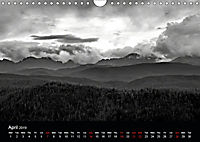 Sublime Colorado In Shades of Grey (Wall Calendar 2019 DIN A4 Landscape) - Produktdetailbild 4