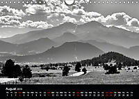 Sublime Colorado In Shades of Grey (Wall Calendar 2019 DIN A4 Landscape) - Produktdetailbild 8