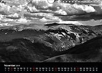 Sublime Colorado In Shades of Grey (Wall Calendar 2019 DIN A4 Landscape) - Produktdetailbild 11