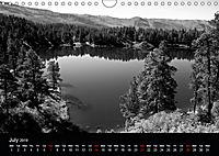Sublime Colorado In Shades of Grey (Wall Calendar 2019 DIN A4 Landscape) - Produktdetailbild 7
