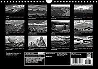 Sublime Colorado In Shades of Grey (Wall Calendar 2019 DIN A4 Landscape) - Produktdetailbild 13