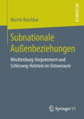 Subnationale Aussenbeziehungen, Martin Koschkar