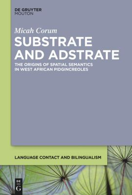 Substrate and Adstrate, Micah Corum