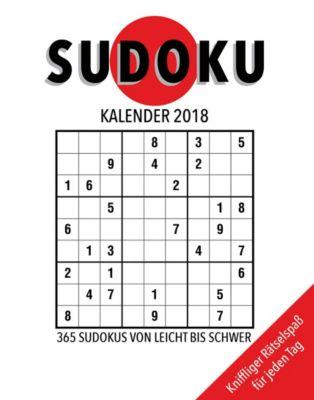 Sudoku Abreißkal. 2018