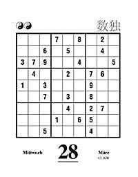Sudoku Abreißkal. 2018 - Produktdetailbild 5