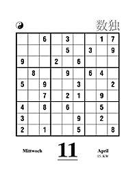 Sudoku Abreißkal. 2018 - Produktdetailbild 6