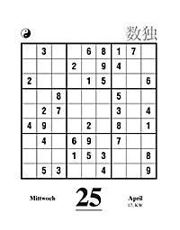 Sudoku Abreißkal. 2018 - Produktdetailbild 7