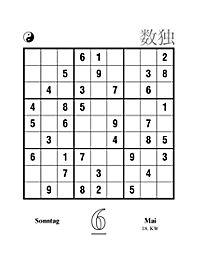Sudoku Abreißkal. 2018 - Produktdetailbild 8