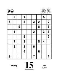 Sudoku Abreißkal. 2018 - Produktdetailbild 12