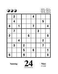 Sudoku Abreißkal. 2018 - Produktdetailbild 13