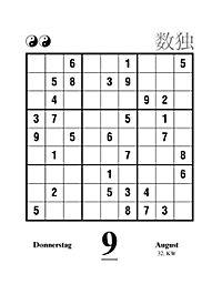 Sudoku Abreißkal. 2018 - Produktdetailbild 16