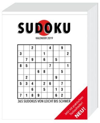 Sudoku Abreisskalender 2019